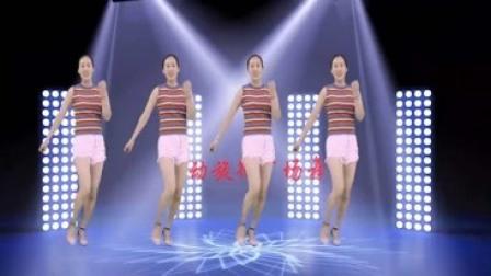 情歌广场舞《爱情火龙果DJ》好有趣的歌,简单时尚的舞步又火了
