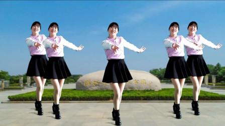 精选优美广场舞《等风等雨》不如等你,歌醉舞美,简单又好学!