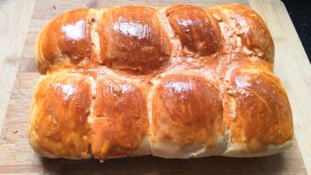老式面包经典做法,配方详细,经典口味记忆的味道