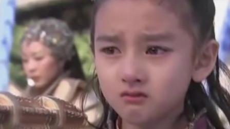 九岁宋祖儿饰演的哪吒,自杀谢罪这段演技太好,看哭了