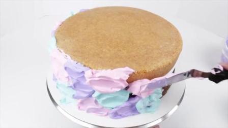 快速做出漂亮美味的戚风蛋糕