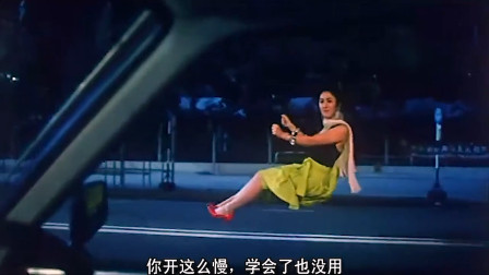 美女考驾照碰到人开鬼车,不挂掉才怪!笑喷了