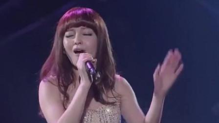 张韶涵雪藏八年后重回舞台 再次征服观众