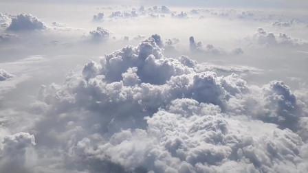 头一次看见这么天上的云像海一样,天外天更是令人惊叹