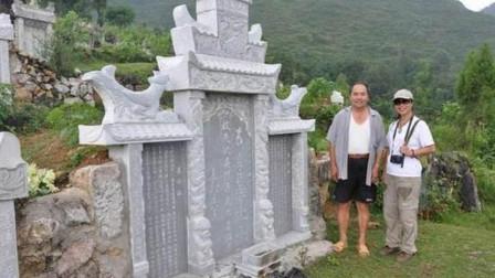 农民发现自家祖坟很特别,家中老人不知由来,专家:你祖上是汉奸