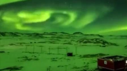 """南极现绝美极光 仿佛置身""""神话世界"""" 每日新闻报 20190907 高清版"""