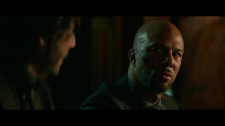 疾速追杀2:这个保镖又绅士又厉害,与威克打得不分上下