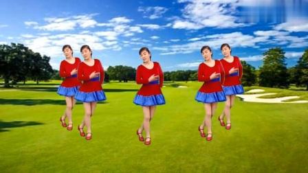 16步廣場舞負心的你歌曲煽情打動人心林翠萍演唱