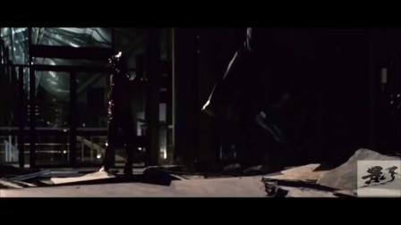 【刀锋战士】刀锋对决始祖, 看过这部电影的人估计现在都有家庭了
