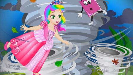 朱丽叶公主逃离仙境 龙卷风逃不开的劫 密室逃脱游戏