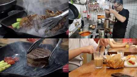 沪漂夫妻辞职开西餐店,把港式奶茶引入太原,用心手作不求利