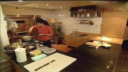 《我叫金三顺》三顺清晨独自一人,在烘焙坊里面给玄彬制作蛋糕!