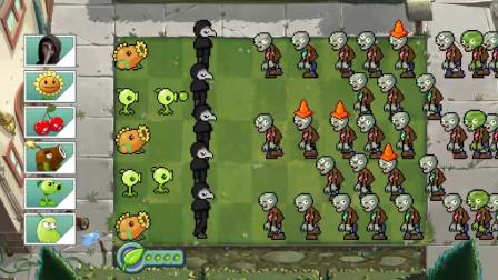 我的世界动画-植物战丧尸-SCP049-MIMO HD
