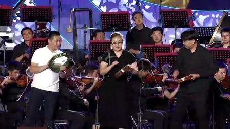 邀观众同台演奏埃及名乐,《尼罗河畔的歌声》响彻全场 2019奥林匹克公园音乐季 20190908
