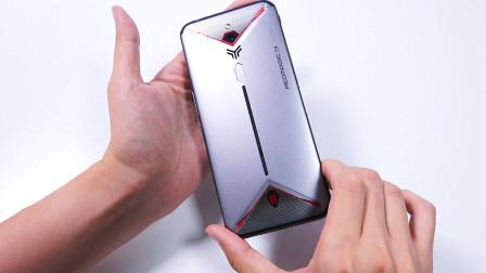 【努比亚 红魔3S 游戏手机评测】主动风冷依旧强,屏幕色准逆袭