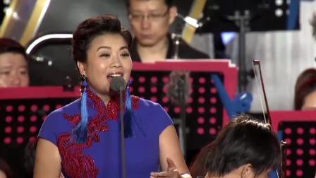 张也演唱《我的祖国》,熟悉的旋律唤起每个人的爱国心 2019奥林匹克公园音乐季 20190908