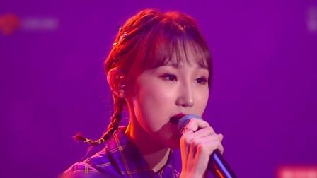 陈雪凝超火的新歌《绿色》,清新嗓音让人舒服到炸裂 聚划算99划算盛典 20190908