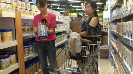 1岁8个月宝宝,奶粉一直吃这个品牌,长得白白胖胖,打算吃到5岁