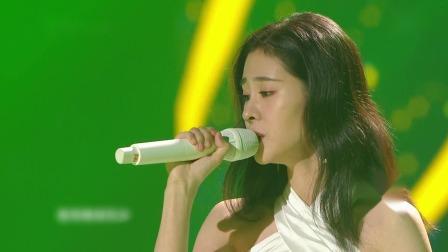 张碧晨柔情献唱《年轮》,人美歌甜好听到炸裂 聚划算99划算盛典 20190908