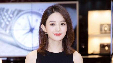 赵丽颖产后首晒自拍照  台男星剧组洗鸳鸯浴