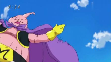 龙珠超:比鲁斯恭敬问魔人普欧要布丁吃,不给竟还舔了所有的布丁!