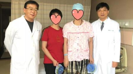 28岁孕妇痛失龙凤胎生命垂危 51岁母亲割肠救女