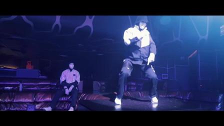 #这就是街舞#街舞天团JABBAWOCKEEZ搭配《BOOM》太帅了