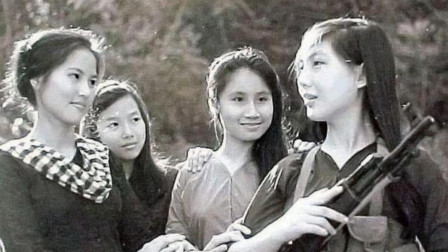 1979年越南女兵营中,我军看到哪八个字?都感到十分气愤