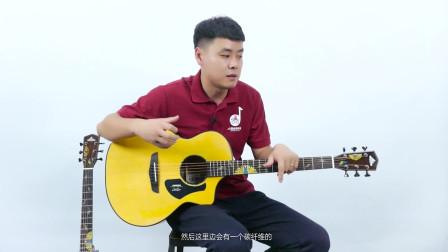 小磊评测——詹尼M33单板吉他——小磊吉他出品