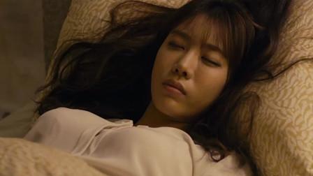 韩国可爱美女可真头疼啊,故意装醉晕过去,没想到小伙还真规规矩矩将其送回家