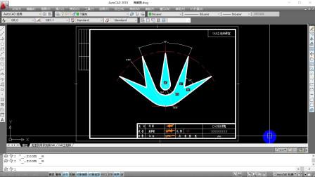 CAD竞赛图讲解,学会这几个CAD小妙招,让你从此CAD考试总拿高分