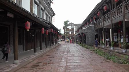 中国泸州尧坝新镇