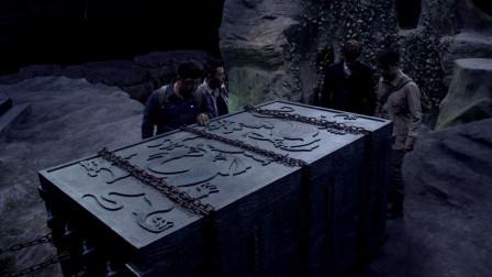 盗墓笔记:小伙秦岭深处探险,迷路后发现神秘祭坛,下面全是宝贝