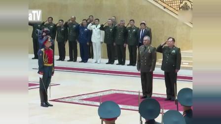 张又侠与俄罗斯国防部长绍伊古举行会谈