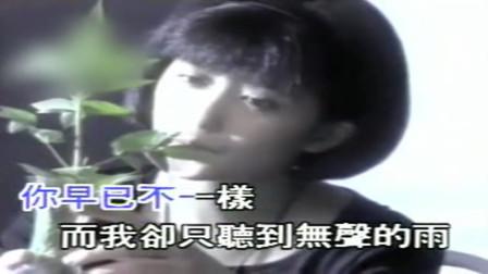 孟庭苇经典歌曲《无声的雨》,歌声清澈甜润,忍不住单曲循环
