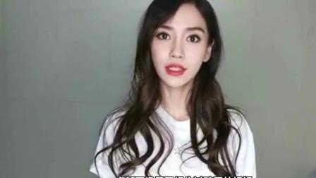 杨颖模仿美少女战士,网友吐槽:还是好好提升演技吧