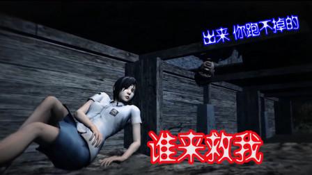 恐怖游戏:妹纸亲眼看见好友被鬼附身,要怎么救他!小镇惊魂