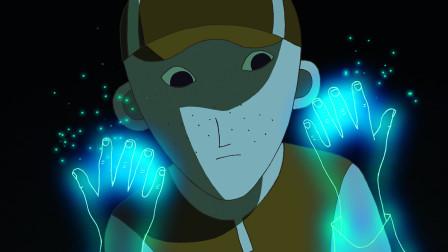 小伙身体开始变得透明,原来是获得神奇超能力,这让他特别烦恼