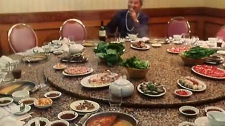 乌鸦张耀扬这次面对美食和佳人, 是真的无心掀桌子