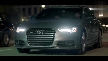 一则狂野的奥迪汽车创意广告,这剧情招人喜欢!
