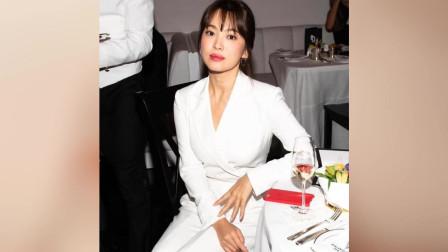宋慧乔离婚后现身时装周发声:我一切OK,不用担心