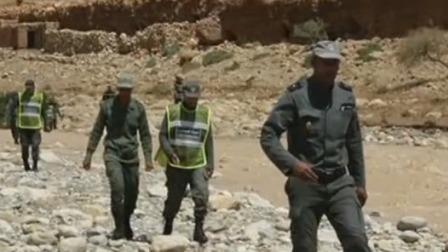 新闻直播间 2019 摩洛哥:一客车被洪水冲走 至少17人死亡