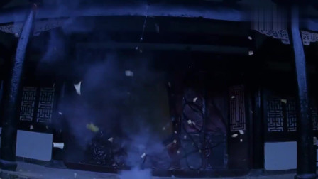 猛鬼食人胎:大夫人筑巢生孩子,大师还是有两下,破开