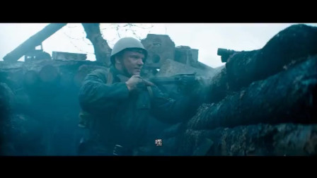 一部经典的战争猛片错过可惜 坦克大战 真实惨烈 全程惊心动魄
