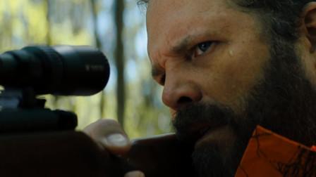 影视:父亲发现孩子杀人,将其骗到森林,用猎枪瞄准了他的后脑勺