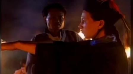 僵尸道长大战僵尸王,这部23年前的老片够火爆、够精彩