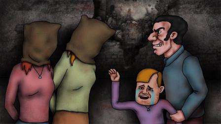 咖子脑力测试:绑架的两位大妈中谁是倒霉鬼的妈妈?