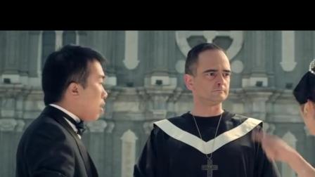 卢正雨:在和妻子在教堂宣誓,一定是我太深情,她都睡着了