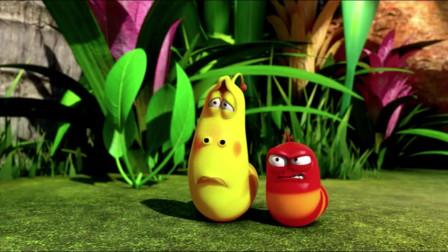 爆笑虫子:大白鸡把小球,当成游泳圈给他下的蛋