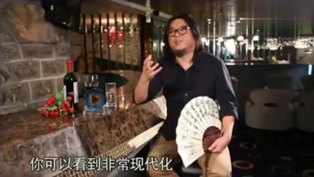 晓说:英国人跑到中国吹牛皮,高晓松的回答,真给中国长脸!